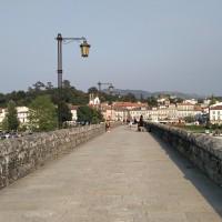 Sur le vieux pont